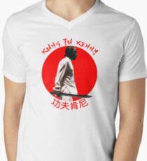 Kung Fu Kenny Men's V-Neck T-Shirt