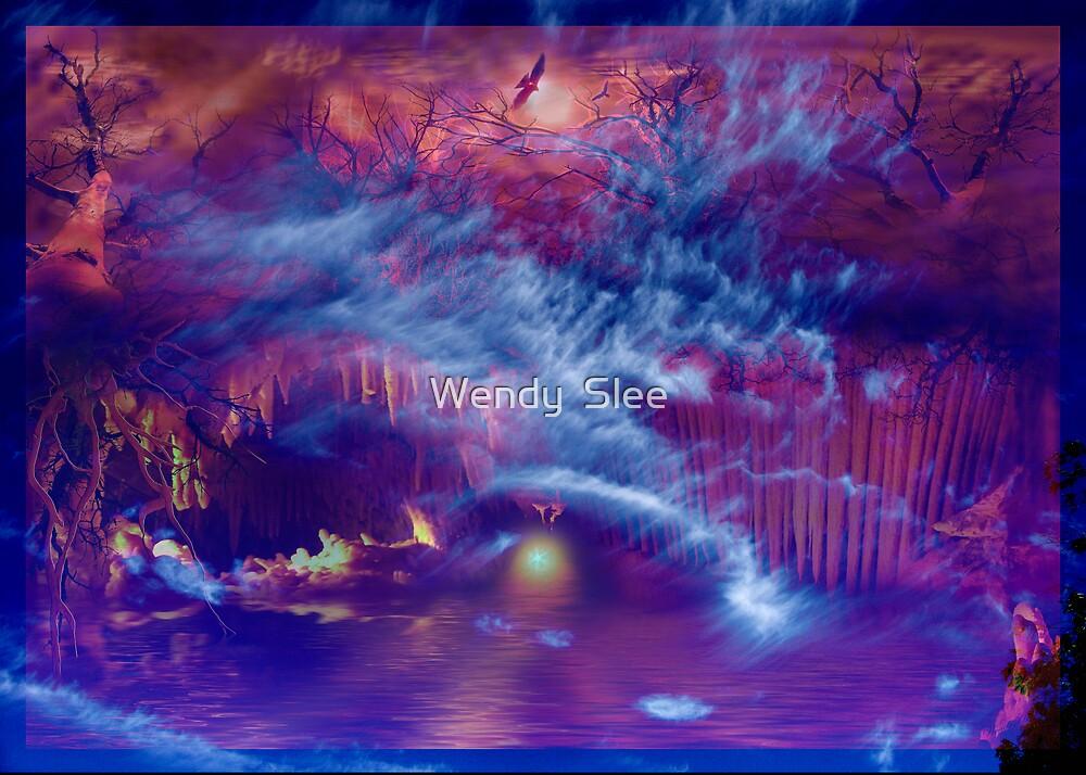 Yarragadee by Wendy  Slee