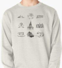 Elemente der Magie Sweatshirt