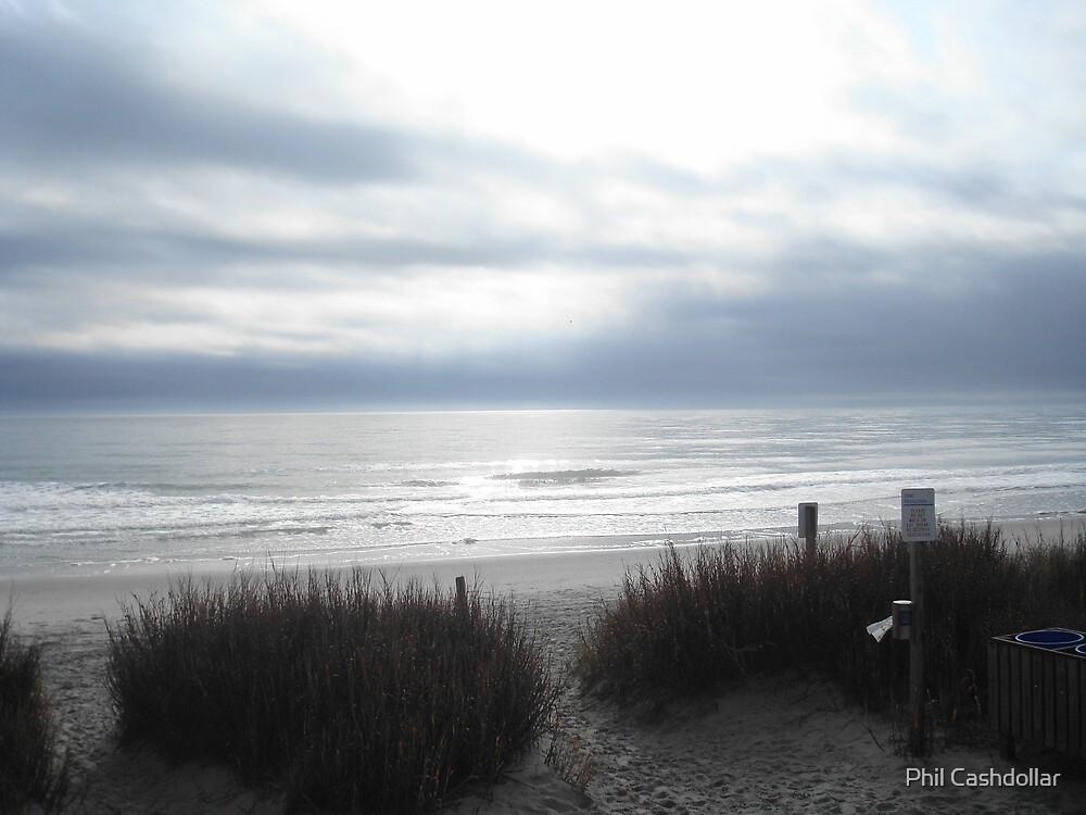 Surfside Beach by Phil Cashdollar