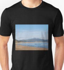 Waikawau Bay- Middle of the Day Unisex T-Shirt