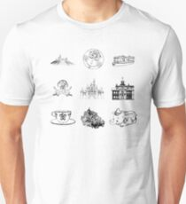 Elements of Fantasy Unisex T-Shirt