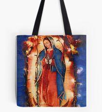 Guadalupana Tote Bag