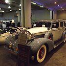 Vintage 1935 7 Passenger Limo, New York City by lenspiro