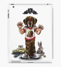 trick or treat Cujo iPad Case/Skin