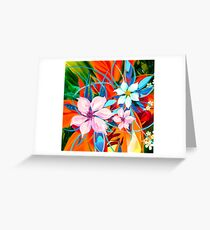 Pacifica Red Greeting Card