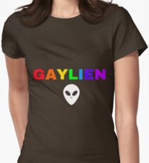 Gaylien Womens Fitted T-Shirt