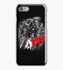 Wild City (B&W) iPhone Case/Skin