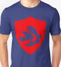 Mario Crest (Variant 1) Unisex T-Shirt