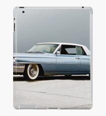 1962 Cadillac Coupe DeVille I iPad Case/Skin
