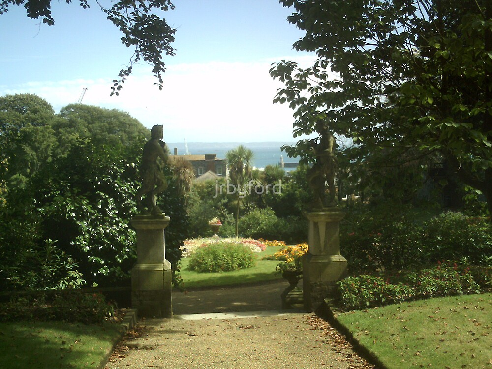 Candie Gardens, St Peter Port, Guernsey by jrbyford