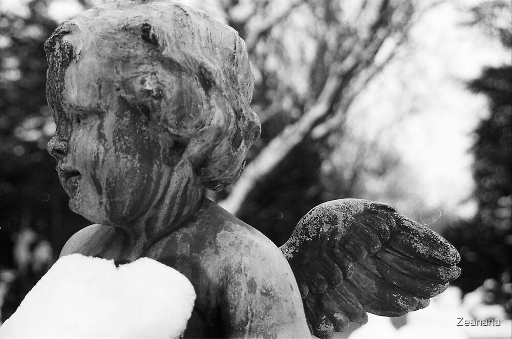 Little Angel by Zeanana