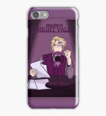 Cecil Welcome to Nightvale  iPhone Case/Skin