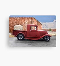 1930-31 Ford Model A Pickup II Canvas Print