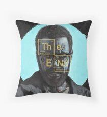Heinsenberg (The End) Throw Pillow