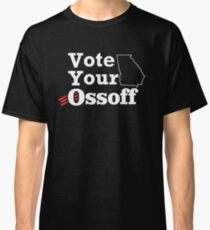 Vote Your Ossoff Classic T-Shirt