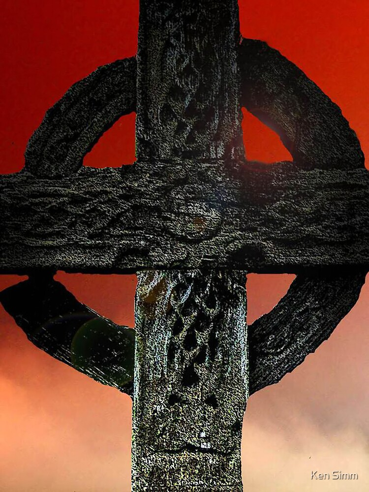 Cross Stokesay by Kenart