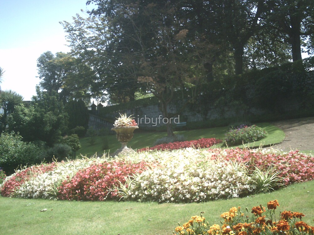 Flower Beds by jrbyford
