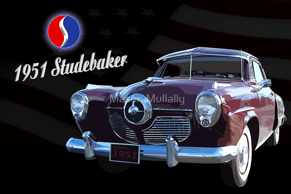 1951 Studebaker by Mason Mullally