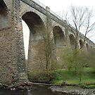 Avon Aqueduct IV by Tom Gomez