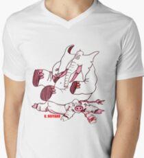 No Hogs Men's V-Neck T-Shirt