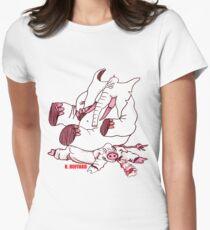 No Hogs Women's Fitted T-Shirt