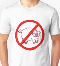 No Hogs Circle  Unisex T-Shirt