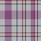 Milly's Purple Dance Dress Tartan  by Detnecs2013