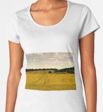 Canola Gold Women's Premium T-Shirt