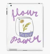 Flour Power iPad Case/Skin
