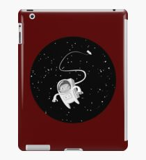 hamster astronaut iPad Case/Skin
