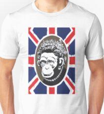 Prince Monkey Unisex T-Shirt