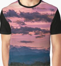 colorado mountain  Graphic T-Shirt