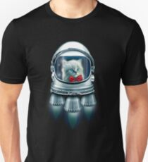CASANOVA CAT TO THE MOON Unisex T-Shirt
