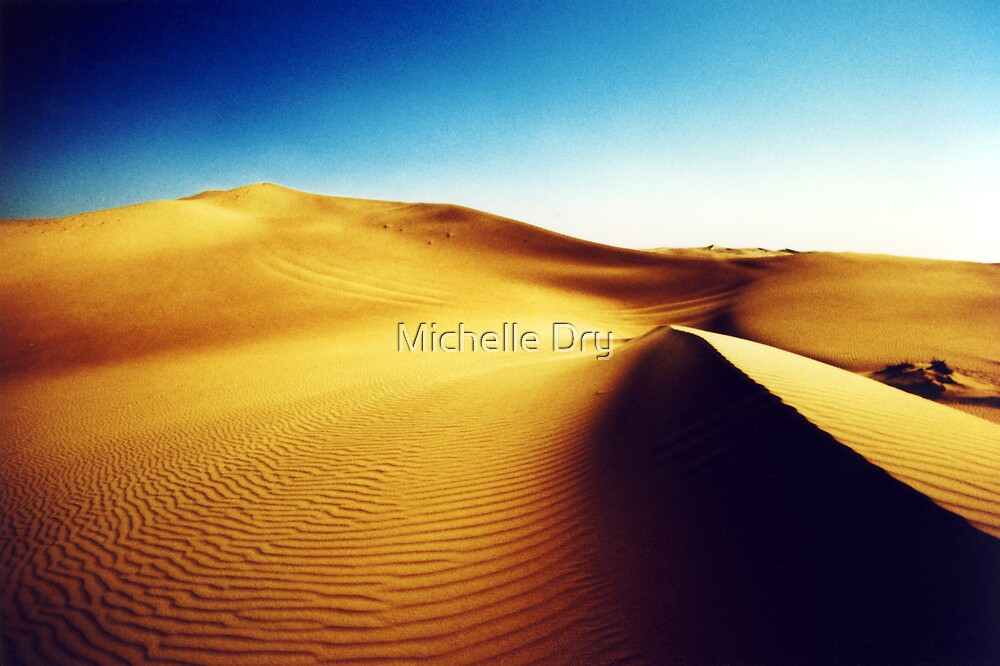 The Dunes by Michelle Dry