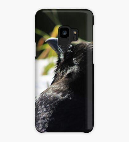 Raven in the Sun Case/Skin for Samsung Galaxy