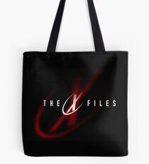 SERIAL THE X FILES MANUK5 Tote Bag