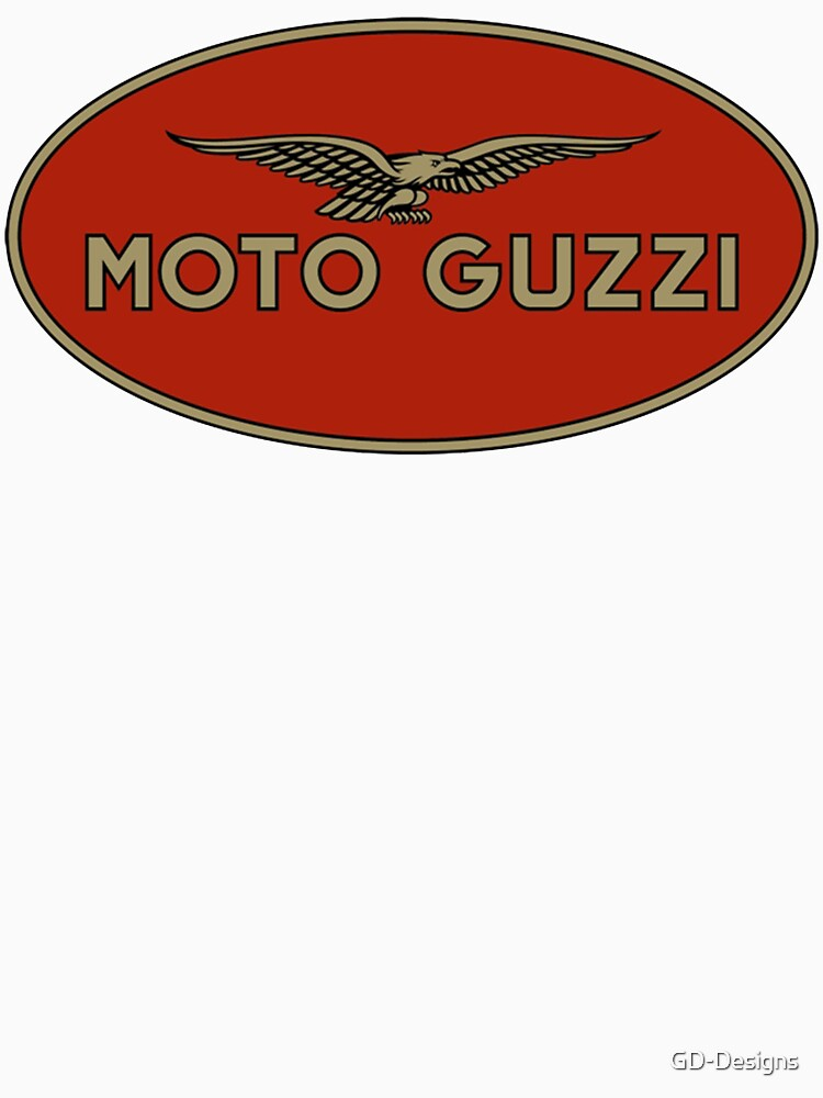Moto Guzzi Retro Logo by GD-Designs