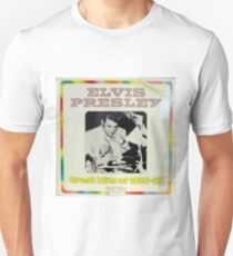 Elvis Presley, Great Hits of 1956-57 Unisex T-Shirt