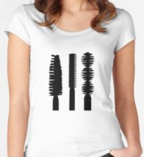 Mascara Women's Fitted Scoop T-Shirt