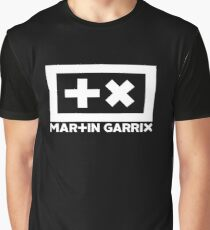 Martin Garrix Logo Graphic T-Shirt