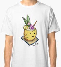 Boo Loo Pineapple Classic T-Shirt