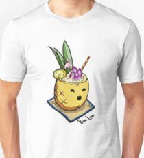 Boo Loo Pineapple Unisex T-Shirt