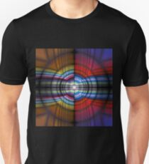 Сontrast layers Unisex T-Shirt