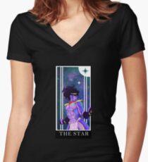 XVII Women's Fitted V-Neck T-Shirt