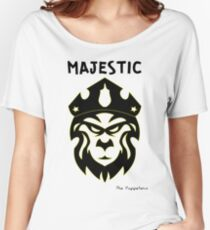 Majestic Lion Women's Relaxed Fit T-Shirt