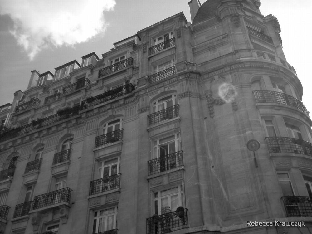Paris by Rebecca Krawczyk