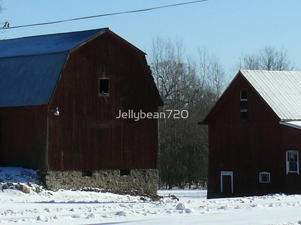 The Barn by Jellybean720