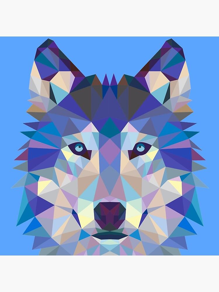 Lobo geométrico de EsotericExposal