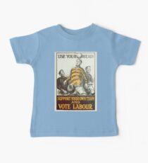Labour Party Poster 1923 Kids Clothes